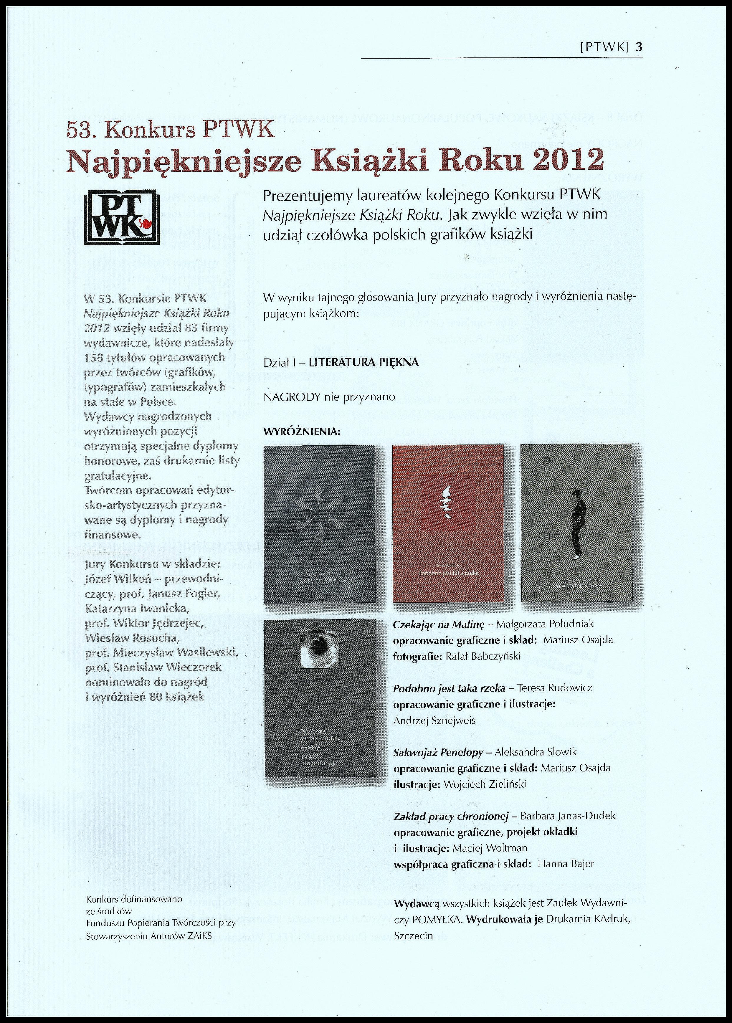 nkr kategoria - literatura piękna
